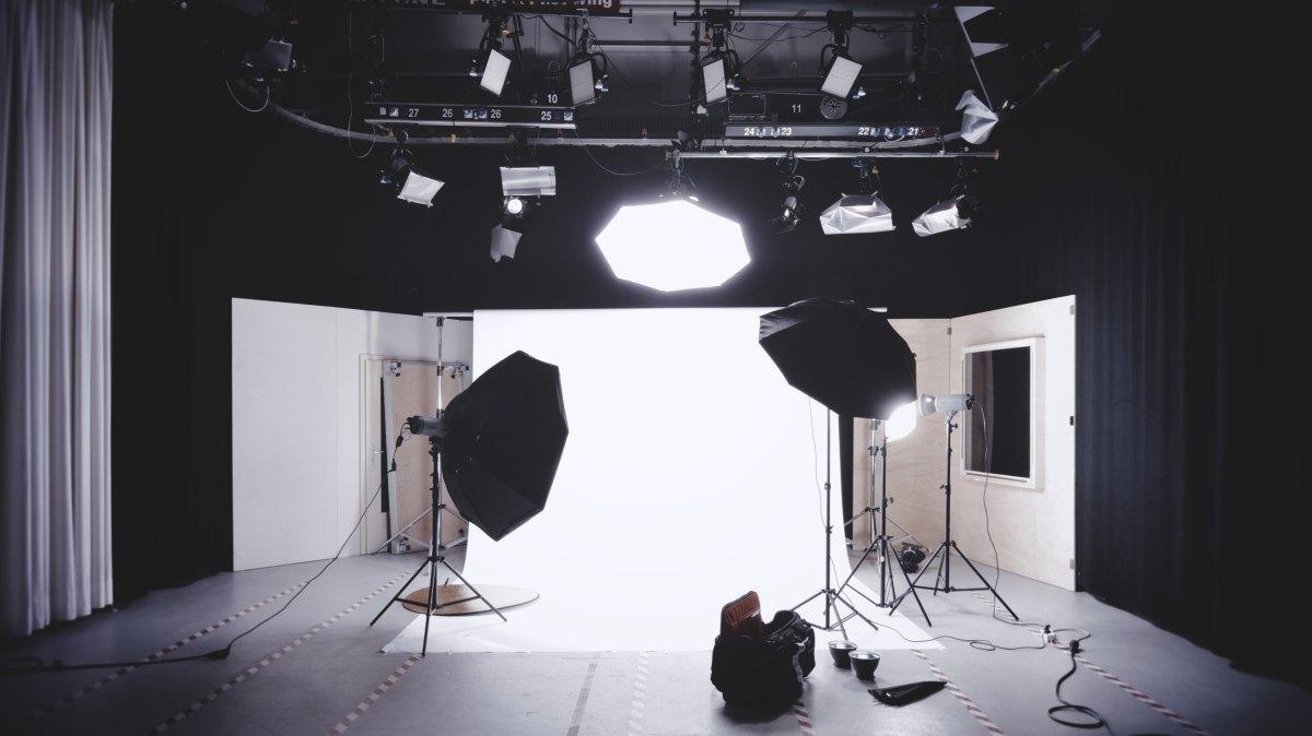 Como funciona o set de filmagem?