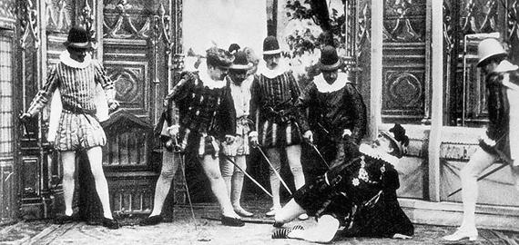 El asesinato del duque de Guisa