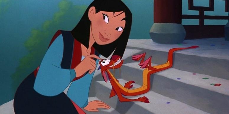 Mulan-Disney